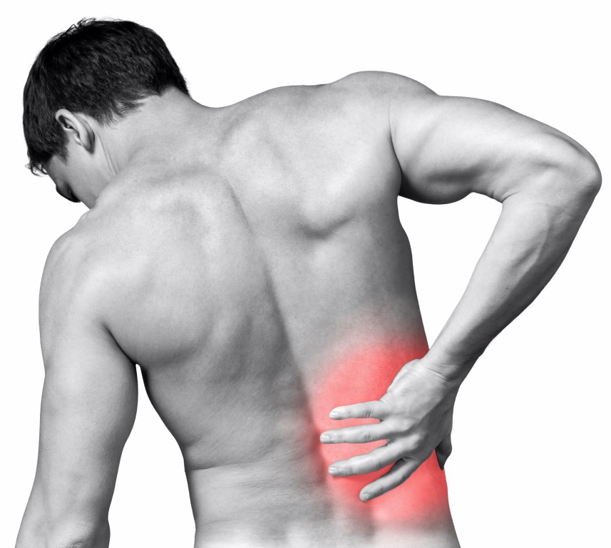 Osteopathy for lower back pain